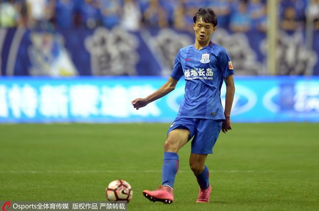 刘若钒入U22名单 18岁小将一年连跨三级国字号