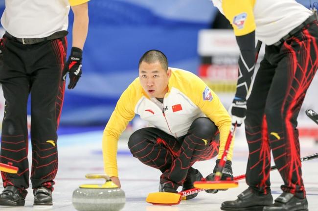 冰壶落选赛中国男队不敌捷克 遭第二败并列第二
