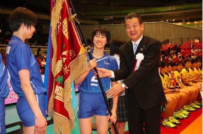第70届日本春季高中排球联赛