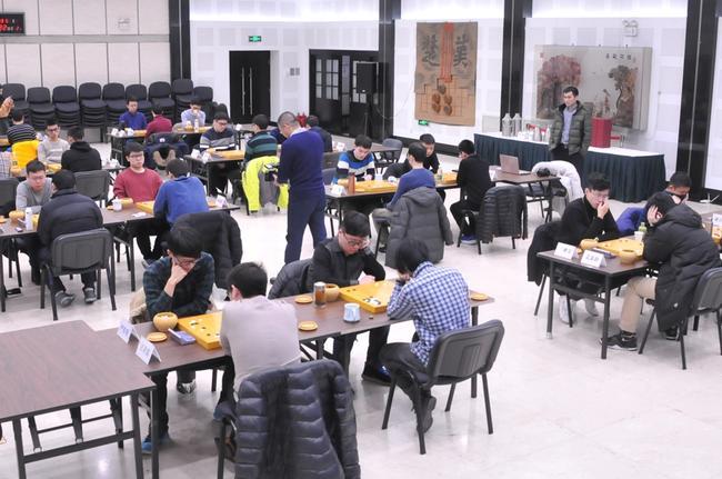 围棋比赛需改革带来新活力 学日韩已落后时代