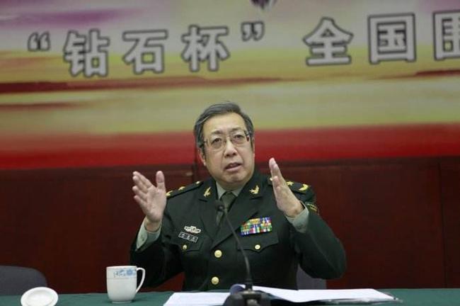 新任中国围棋协会主席 林建超将军