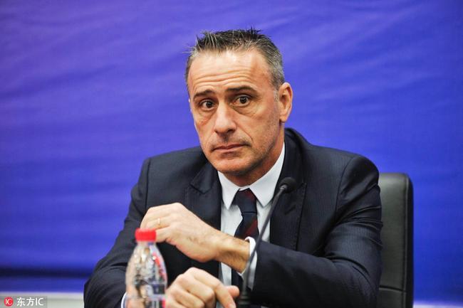 力帆官宣前葡萄牙主帅上任 曾带队进欧洲杯4强