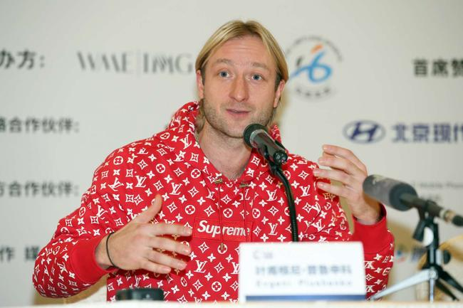 普鲁申科:俄选手冬奥仍代表祖国 祝金博洋好运