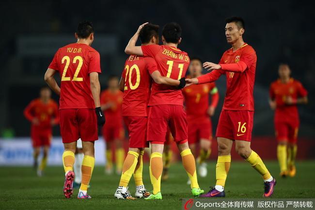国足东亚杯一场没赢