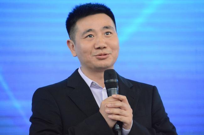 天壤智能创始人兼CEO 薛贵荣