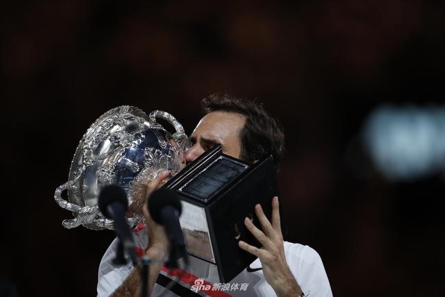 费德勒澳网夺冠