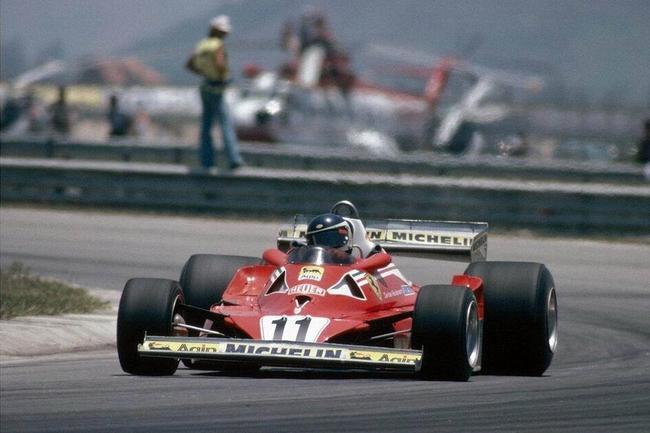 法拉利车队车手路特曼(1978年F1巴西站)