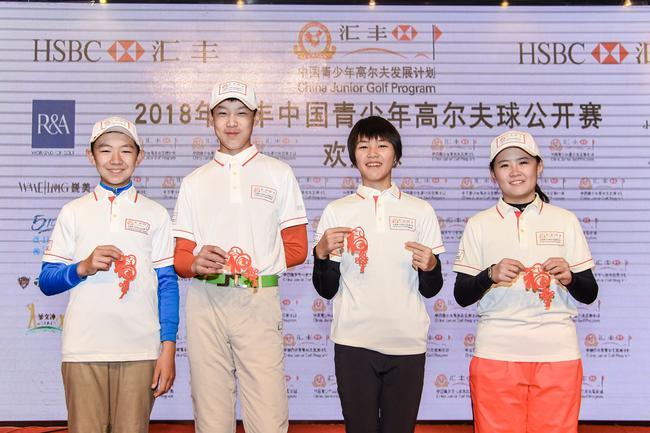 中国队展示自己的作品