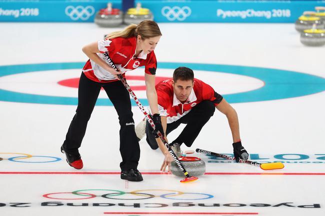 加拿大队以8比4逼挪威队提前认负