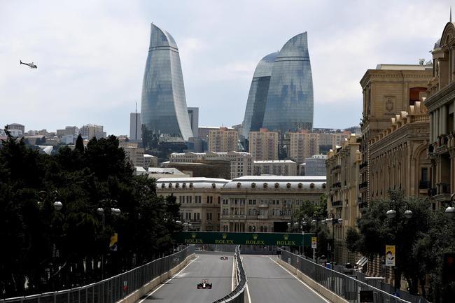 阿塞拜疆大奖赛资料图