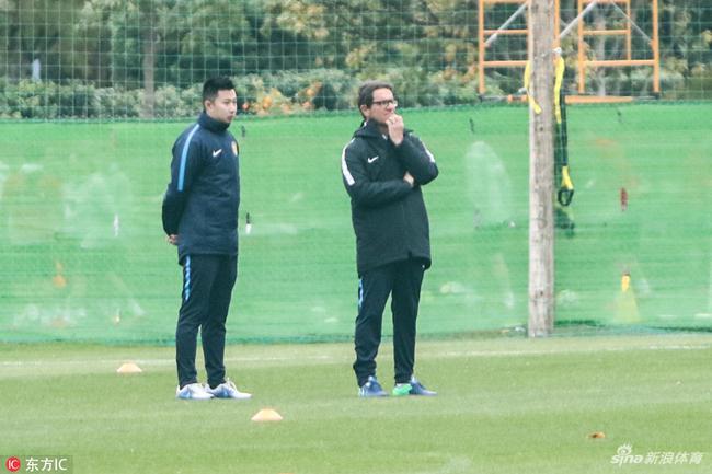 卡佩罗:中国球员要提升基本功 精神是取胜之匙