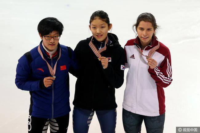 冬奥人物:17岁的短道速滑女子1500米银牌得主图片