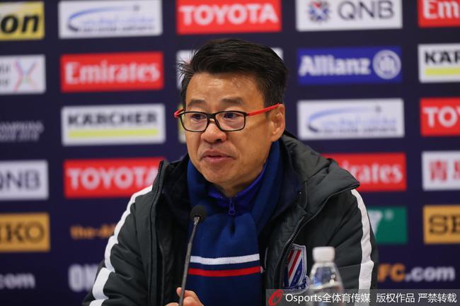 吴金贵:本场比赛让我们收获信心 不放弃任何机会
