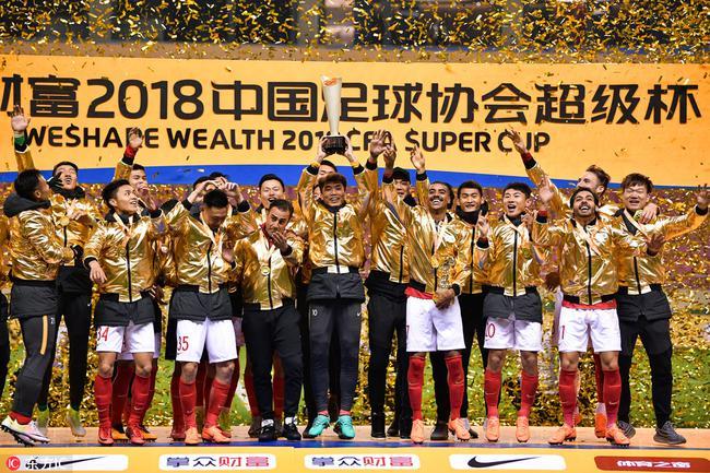 2018赛季广州恒大名单:高拉特压阵 邓涵文领衔U23