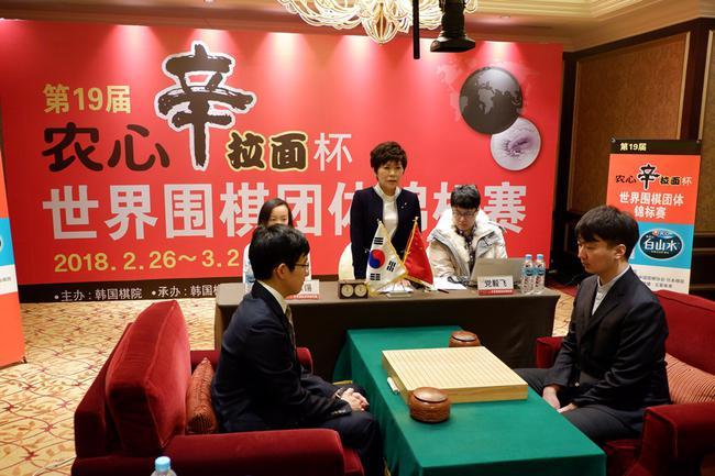 党毅飞vs金志锡