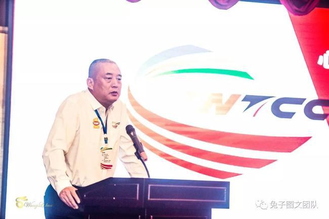 内蒙古自治区汽车摩托车运动联合会秘书长姜欣鸣