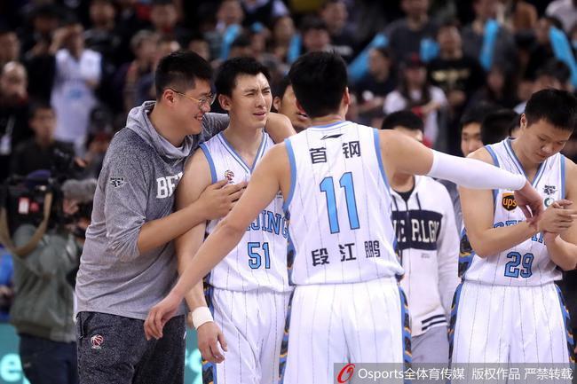 辽宁北京三年后季后赛再相遇 上一次北京夺冠