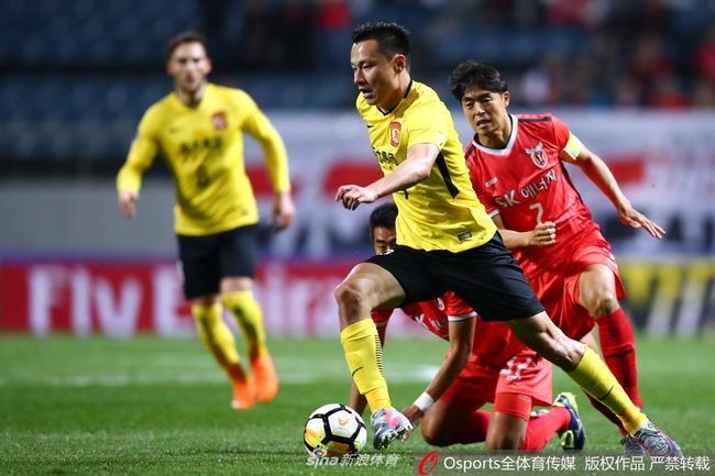 恒大亚冠7年首次双杀韩国球队 抗韩先锋名不虚传