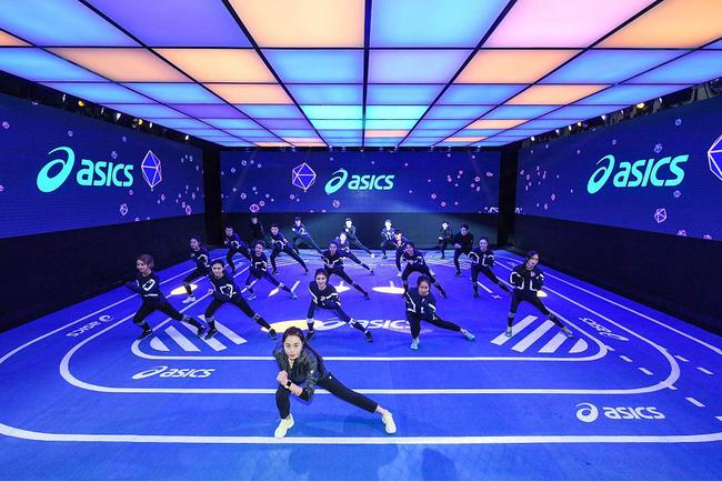 ASICS亚瑟士为消费者提供专业的运动体验