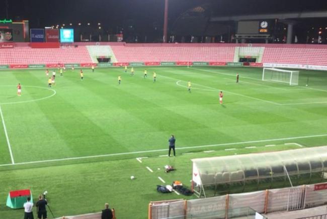 热身赛-广州恒大两球领先被追平 3-3布隆德比