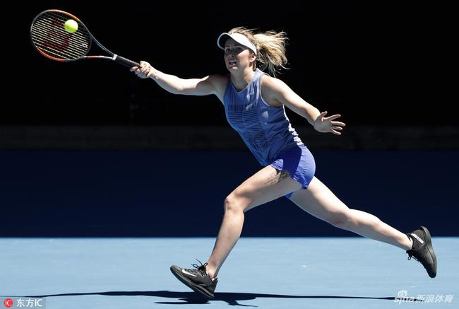 斯维托丽娜:热身赛夺冠很有帮助 战澳网有信心