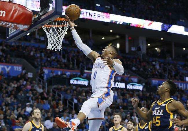 34+13+14!MVP只秀三节 这次NBA总不能取消了吧