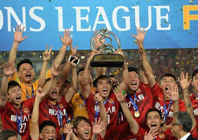 亚冠夺冠赔率:恒大稳居第1 上港等3队并列第2