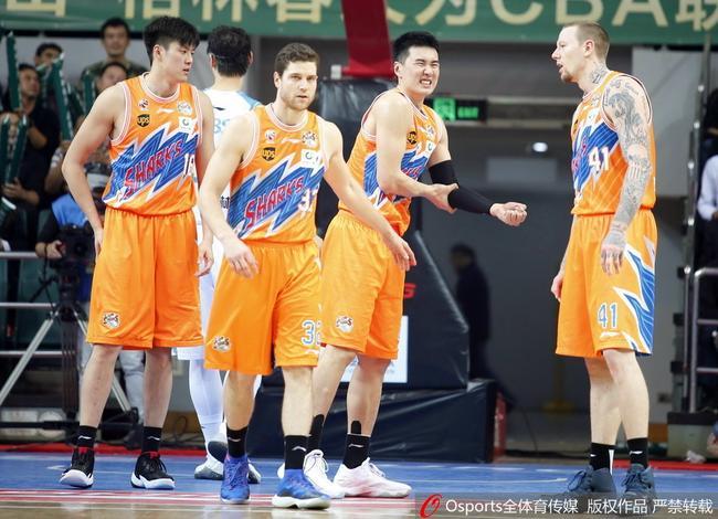 双外援90分上海还输了!CBA不再是外援联赛了