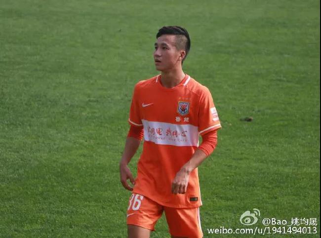 姚均晟:亚洲杯给自己打70分 新赛季争取出场机会