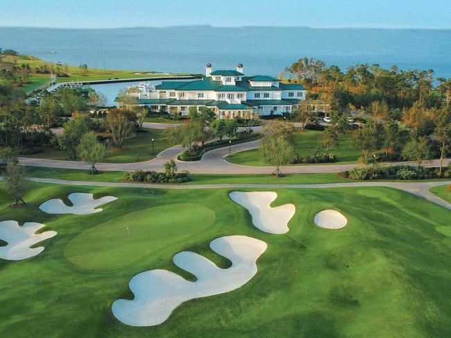 佛罗里达人国家高尔夫俱乐部