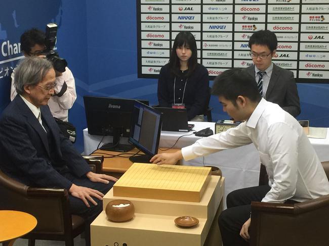 首届最强棋士战回顾 DeepZenGo未能阻挡人类