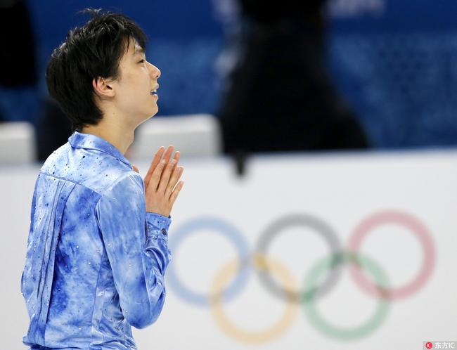 日本票选冬奥最期待金牌选手:羽生结弦居首