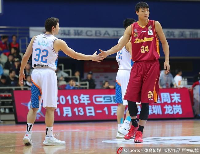 沪媒上海过于依赖双外援团队配合几乎为零