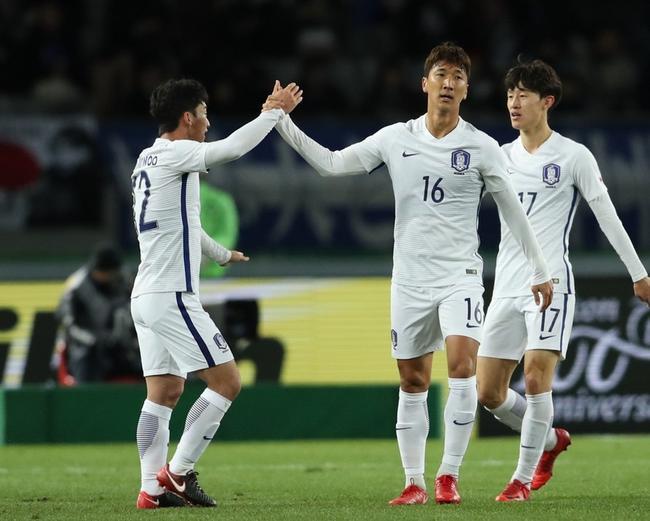 韩国队收获颇丰