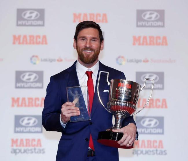 梅西:若赢皇马将获巨大优势 梦想再进世界杯决赛