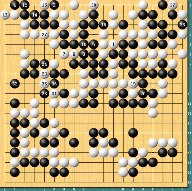 AI对决DeepZenGo赢尊严一胜 石子旋风3-2胜出