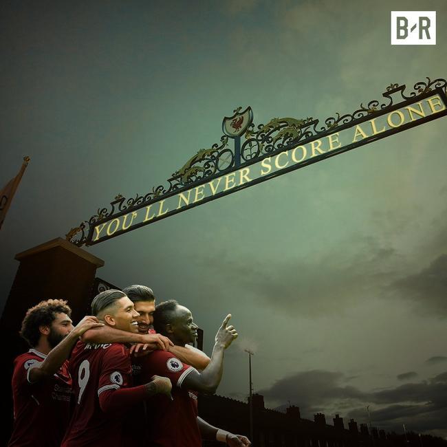 利物浦的攻击群让曼城防守无所适从