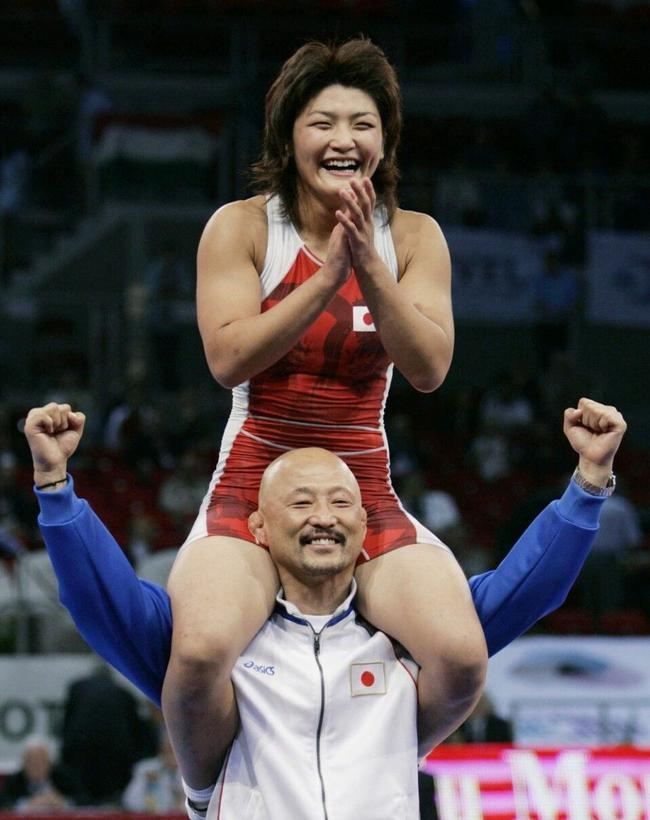 曝日本摔跤协会官员遭指控 多次骚扰奥运4金天后