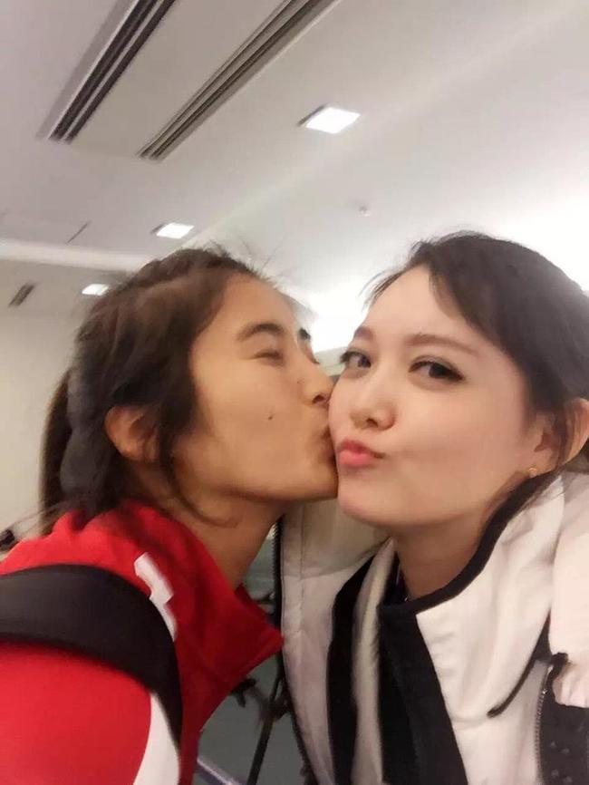赵丽娜的吻