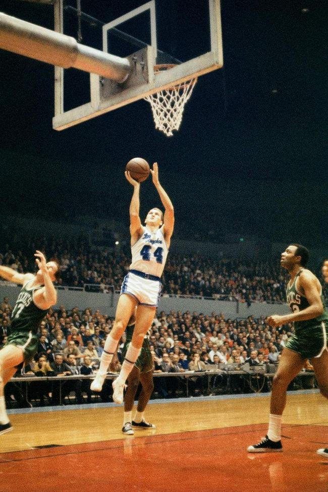 扒一扒|择一城终老 十大球衣退役的NBA巨星