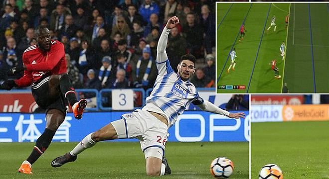 足总杯-卢卡库2球 桑切斯助攻 曼联2-0
