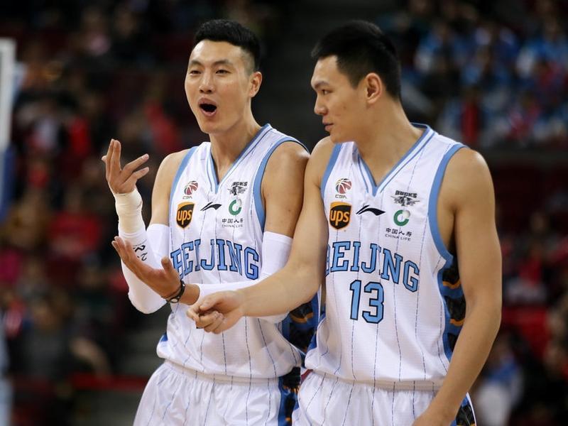 翟晓川复出北京92-89深圳