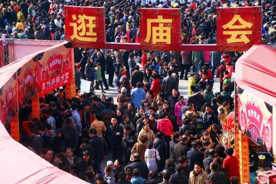 一大波春节活动带你找回消失的年味