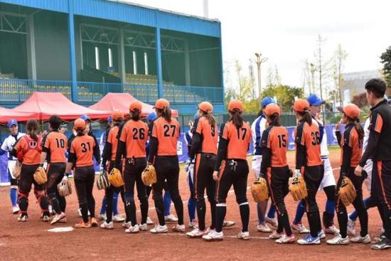 全国青年垒球锦标赛落幕 陕西卫冕