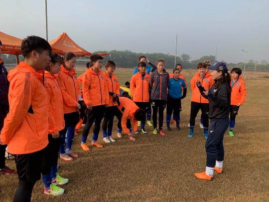 陕西省各级足球梯队冬训进行时 吹响2020年号角