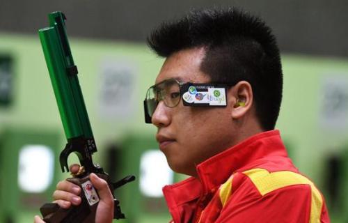 中國射擊隊奧運選拔,老將龐偉將4戰奧運