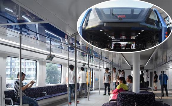 空中巴士 让城市不再拥堵