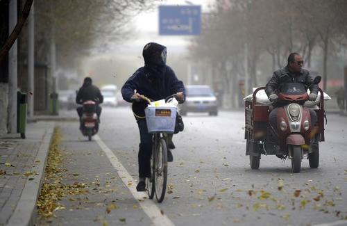 今明天气晴好为主 后天陕西大降温有雨雪