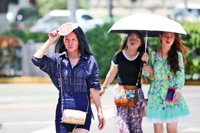 连续三天西安高烧 明日最高温飙升至39℃