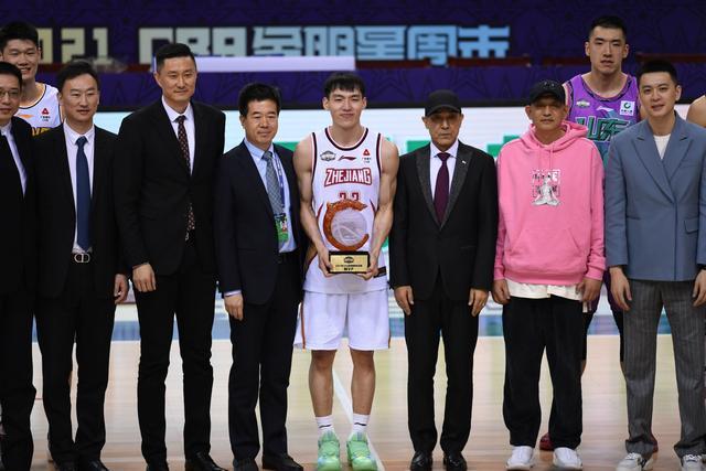 CBA全明星周末:吳前榮膺MVP 張鎮麟獲扣籃大賽冠軍